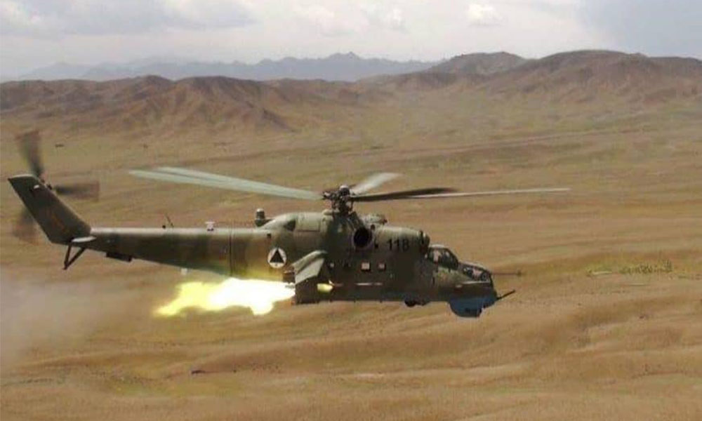افغانستان : زابل میں 28عسکریت پسند ہلاک