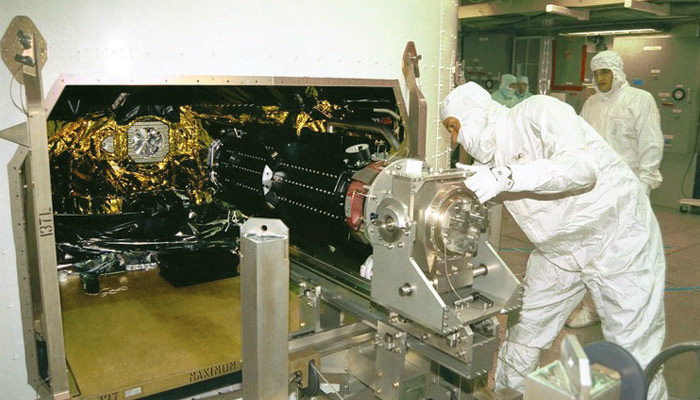 ناسا کے لیے نئے پلوٹونیم کی تیاری