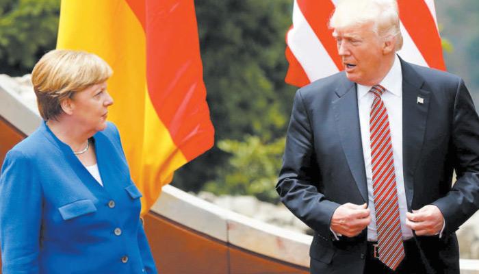 جرمنی نے ٹیرف کاسامنا کرنے والے 20ارب ڈالر کی امریکی اشیا کی فہرست تیار کرلی