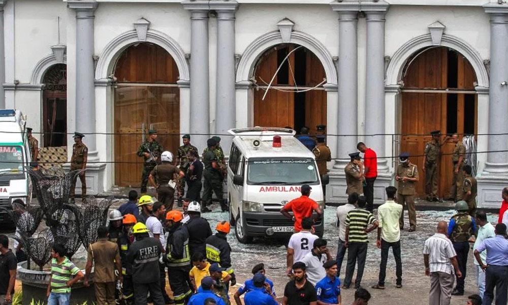 سری لنکا دھماکے: ہلاکتیں 290 ہو گئیں، 24 گرفتار