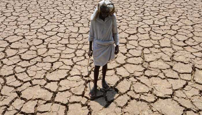 شدید گرمی کے سبب تھر میں معمولات زندگی بری طرح متاثر