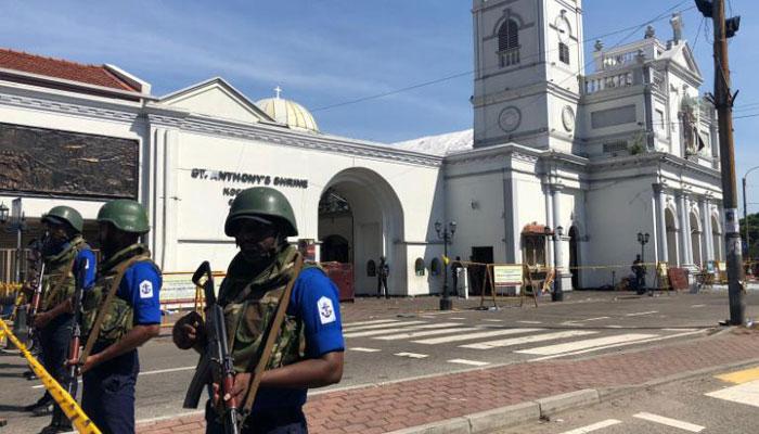 دھماکوں میں بین الاقوامی نیٹ ورک ملوث ہے، سری لنکا