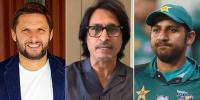Pakistani Cricketers Condemns Sri Lanka Blast