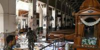 Death Toll In Sri Lanka Easter Sunday Blasts Climbs To 290 14 Arrested