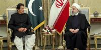 Press Conference Of Iranian President Hassan Rouhani And Prime Minister Imran Khan