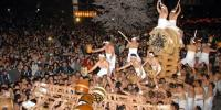 Annual Furukawa Festival 2019 In Japan