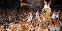 Annual Furukawa Festival 2019 In Japan