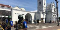 International Network Involved In Blasts Sri Lanka