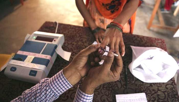 آسام، بہار سمیت 13 بھارتی ریاستوں میں آج پولنگ ہوگی