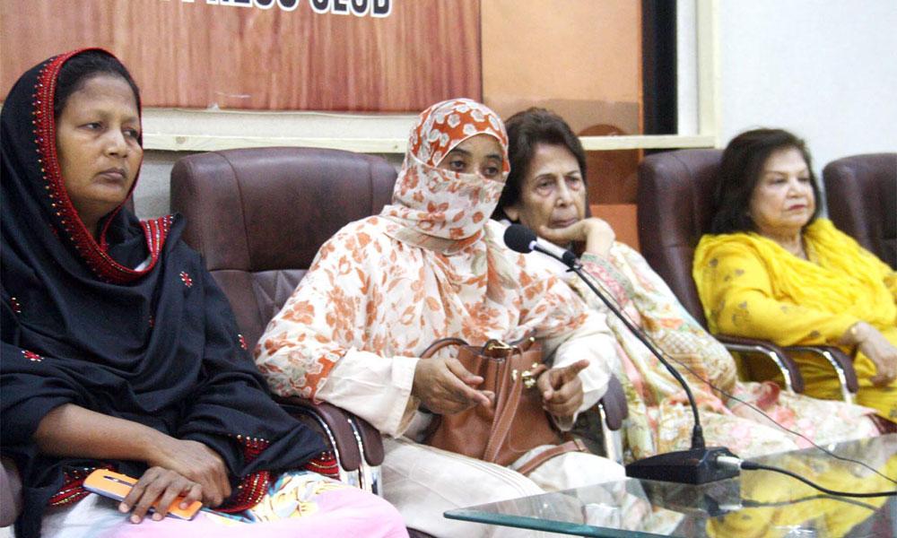 کورنگی: مریضہ زیادتی کے بعد قتل، لواحقین آج مظاہرہ کرینگے