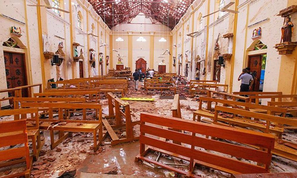 سری لنکا: دھماکوں میں ہلاکتیں 310 ہو گئیں، 40گرفتار
