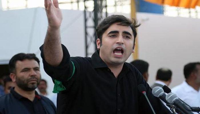 بلاول کا عمران خان پر طنز