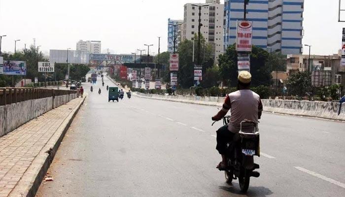 کراچی: گرمی کی شدت میں اضافے کا امکان
