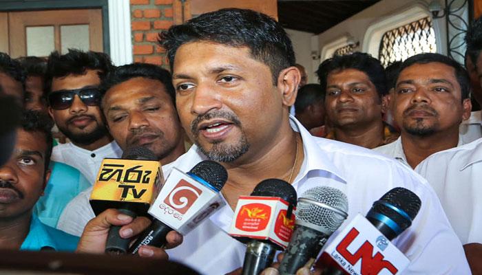 ایسٹرپرخودکش حملے کرائسٹ چرچ کا جواب تھا، سری لنکا