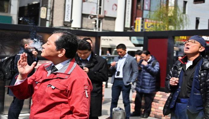 جاپان: سگریٹ نوش اساتذہ کی عدم تقرری کا فیصلہ