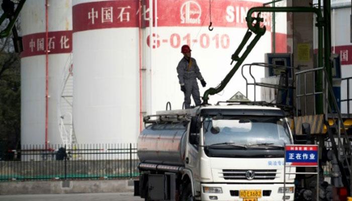 امریکی پابندیاں انرجی مارکیٹ میں افراتفری پیدا کریگی، چین