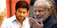 On Shah Rukh Khans Vote Video Pm Modis Thumbs Up