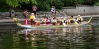 50th Annual Dragon Boat Race In Changsha China