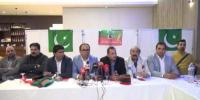 Pti France Runner Up Panel Holds Foundation Day Ceremony