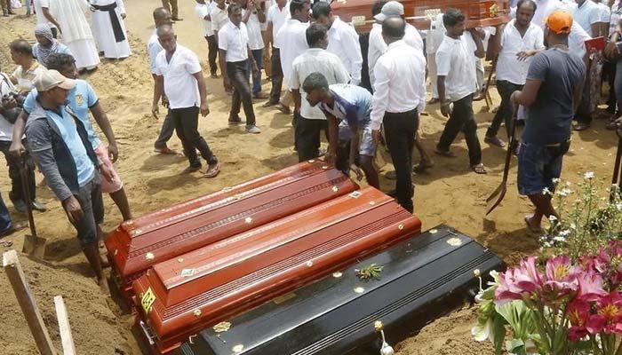 سری لنکا میں دہشت گرد حملے، ہلاکتیں321 ہوگئیں