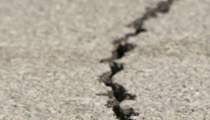 بھارت میں 6 اعشاریہ ایک شدت کا زلزلہ