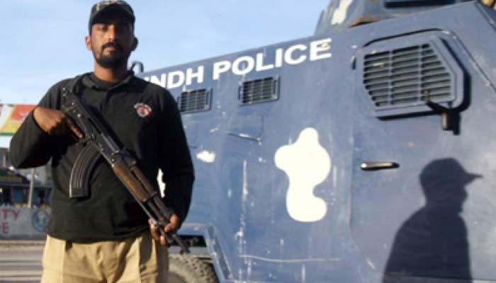 کراچی میں پولیس کی کارروائیاں، 7 ملزمان گرفتار