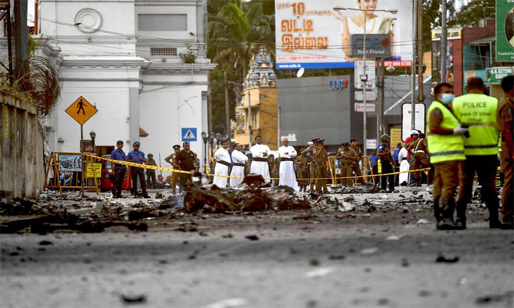 سری لنکا دھماکوں میں ہلاکتیں 359 ہو گئیں، مزید 18 گرفتار