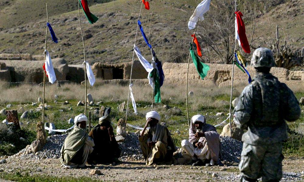 امریکی و افغان فورسز کے ہاتھوں شہریوں کی ہلاکتوں میں اضافہ