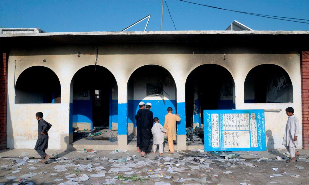 پشاور: مرکز صحت میں توڑ پھوڑ کا الزام، مزید 9 افراد گرفتار