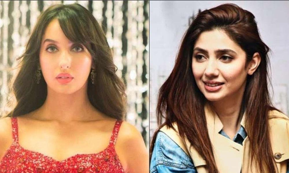 نورا کی پاکستانی فلم میں کام کرنےکی تردید