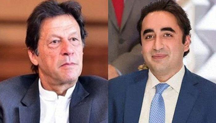 عمران خان نے بلاول بھٹو کو 'صاحبہ' کہہ دیا