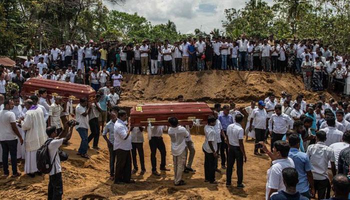 سری لنکا: اموات 359 تک ہوگئی،کولمبو میں سیکیورٹی سخت
