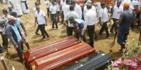 Sri Lanka Blasts Death Toll 321