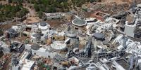 Aerial View Of 1 Billion Star Wars Land