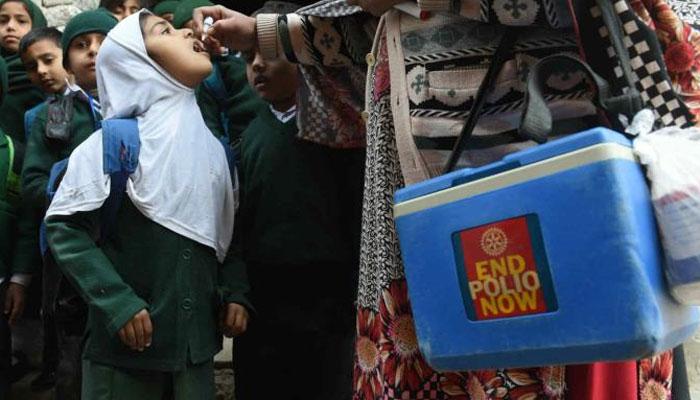 پشاور، 448 پولیو ورکرز ملازمت سے فارغ