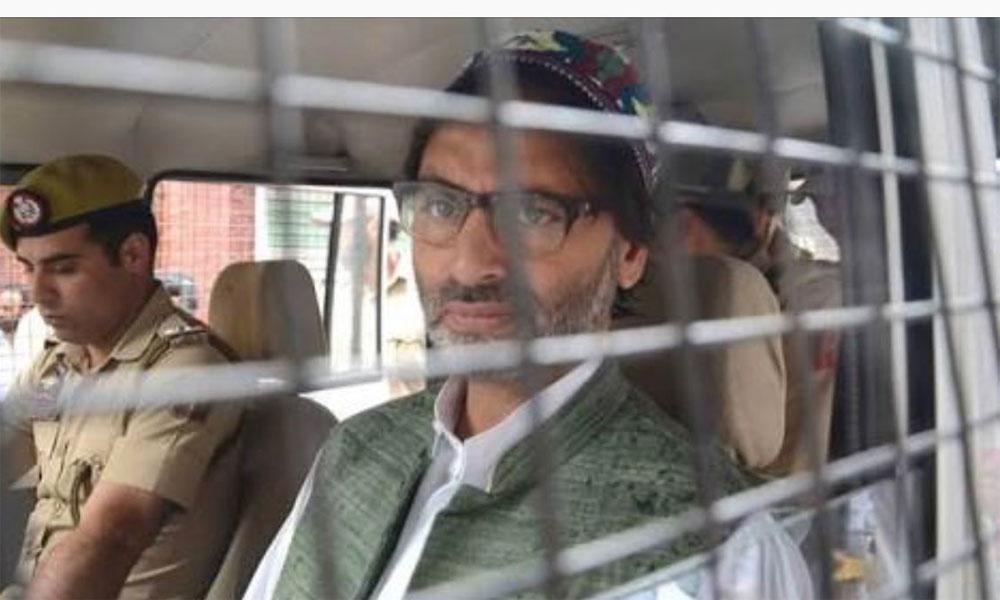 اننت ناگ، 2 کشمیری شہید، یاسین ملک کی عدالتی تحویل میں اضافہ