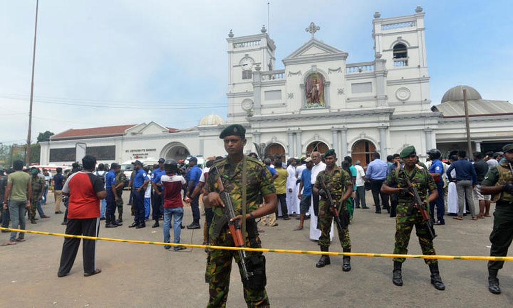 سری لنکا میں دھماکے، مزید 16 افراد گرفتار