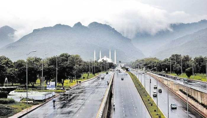 آج اسلام آباد اور پنجاب میں بارش کا امکان