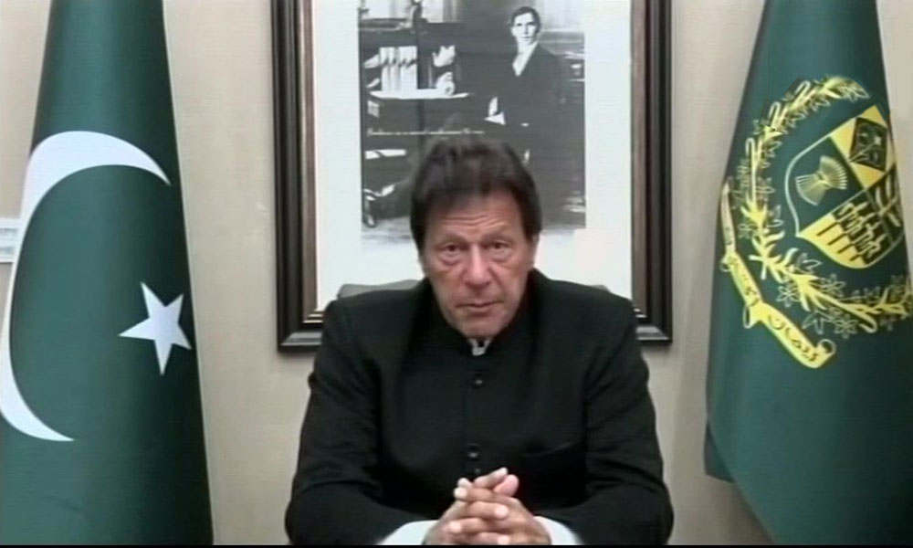 تحریک انصاف کے یوم تاسیس پر وزیر اعظم کا پیغام