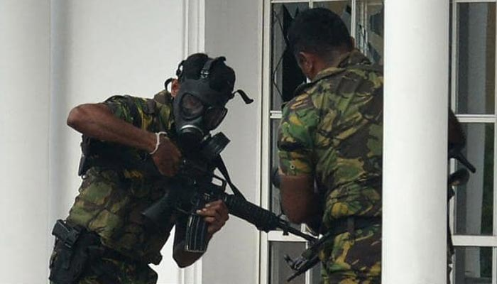 سری لنکا: مبینہ حملہ آور کی بیوی بھی دہشتگرد نکلی