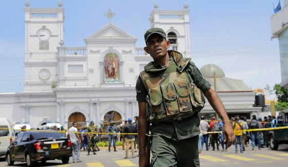 Sri Lanka More 16 Arrested In Investigation Of Blasts
