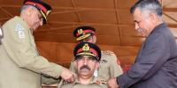 Coas Visits Regimental Center Azad Kashmir
