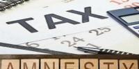 Government Decide Tax Amnesty Scheme