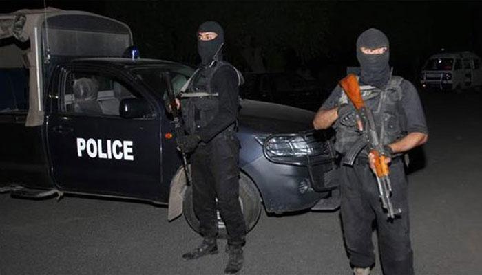 سی ٹی ڈی کارروائی، 4 دہشت گرد گرفتار