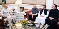 Jahangir Tareen Did Not Participate At Chaudhry Sarwar Dinner Invitation