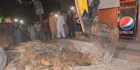 Anti Encroachment Operation Nearby Pechs Areas
