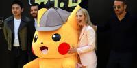 Ryan Reynolds Celebrates Pokemon Premiere