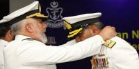 Military Awards Confered To Pakistan Navy Officers And Sailors