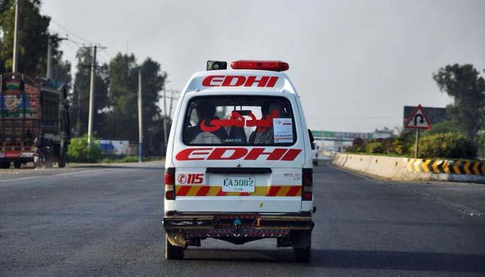 بلوچستان : ٹریفک حادثات میں 5 افراد جاں بحق،21 زخمی