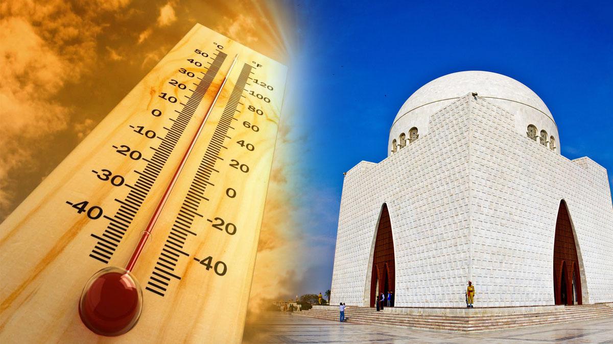 کراچی میں ہیٹ ویو کا خطرہ منڈلانے لگا، الرٹ جاری